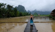 Van Vieng, Laos