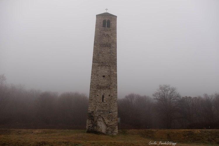 il campanile di San Martino di Paerno
